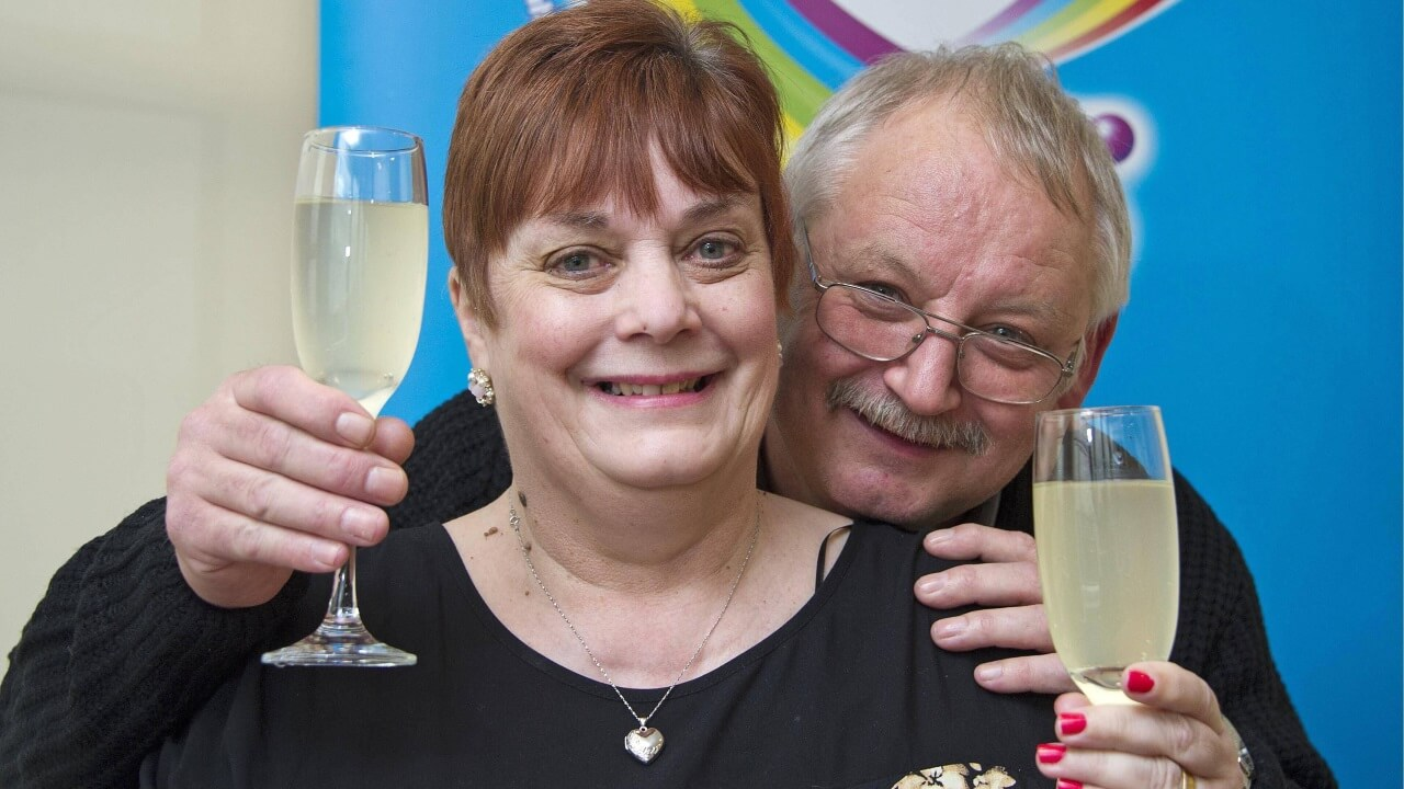 Lucille Ashbourne Lands £100,000 Saturday Jackpot