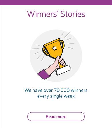 Winners stories