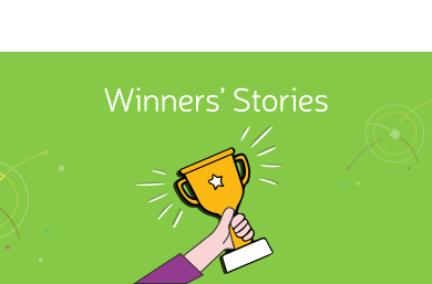 Winners stories