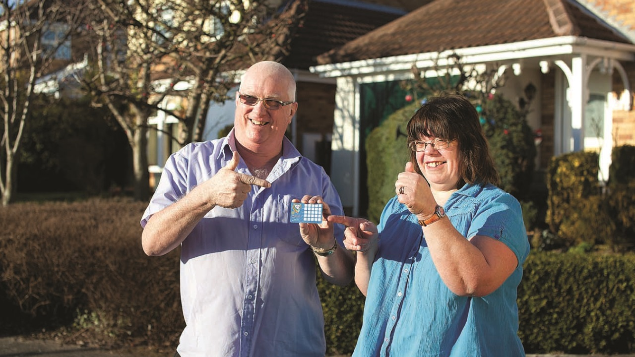 Shocked Health Lottery winner plans to quit work next month