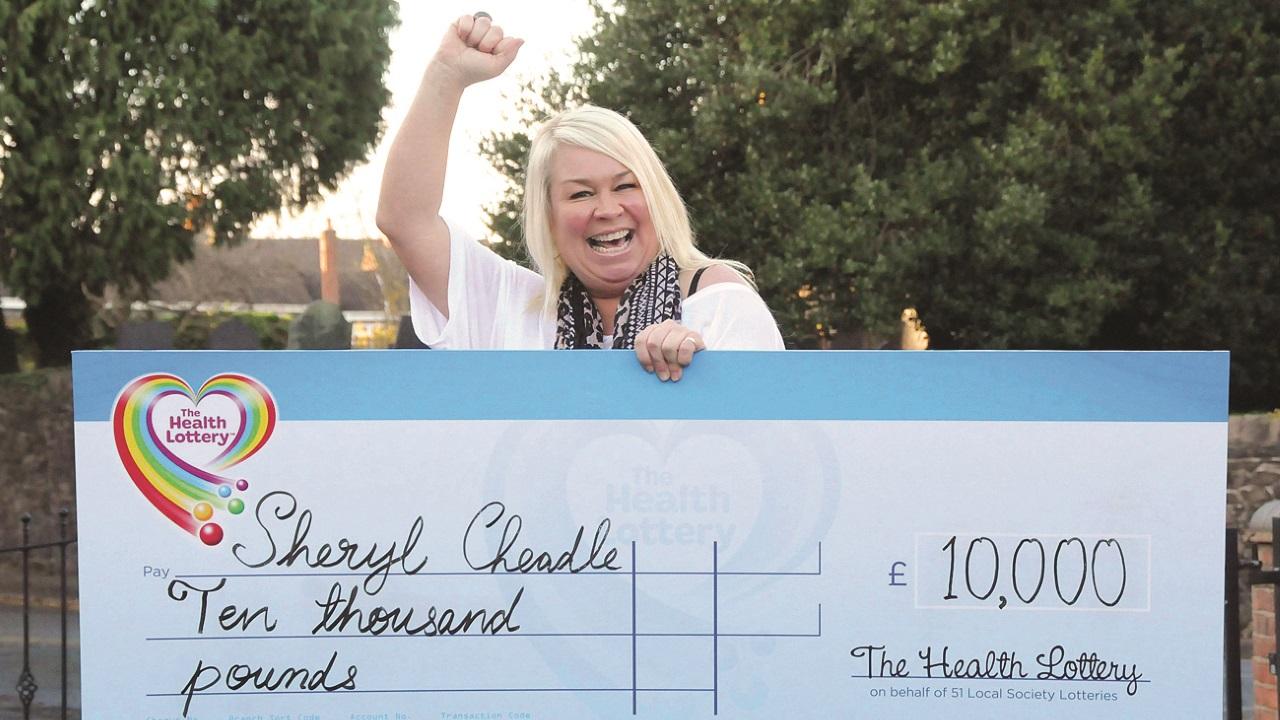 Sheryl's a Winner