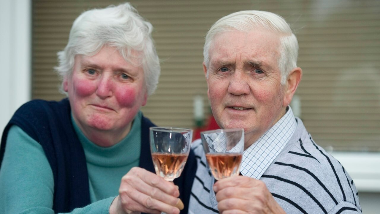Roy Baker Ditches Lotto and Wins £100,000 on The Health Lottery